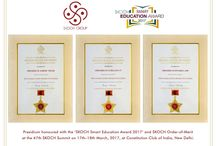 PRESIDIUM ADJUDGED AMONGST THE TOP EDUCATION PROJECTS IN INDIA