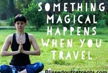 Vegan Travel / Tips on travel and favorite articles about travel
