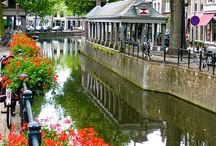 Gouda / Gouda is een prachtige stad met een historisch centrum om te bezoeken.