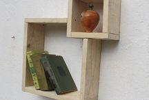 projeto de madeira