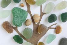 pebbles decoration
