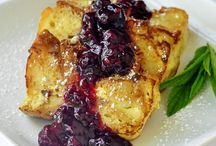 """Breakfast Recipes / """"I must have a drink of breakfast."""""""
