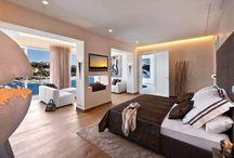 Chambre / La chambre est votre sanctuaire... Nid douillet, rangement impeccable, tout doit être à sa place.