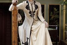 Downtown Abbey Clothes