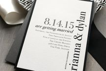 wedding invites / by Micki Smith