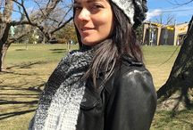 Scarf and Hat CROCHET PATTERN, Crochet Hat and Scarf Pattern, Slouchy Hat, Crochet Beanie and Scarf, Womens Hat and Scarf Pattern, PDF, Pinterest