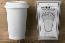 Paper Cup  / A paper cup tribute
