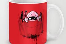 Mugs by Funkylicious / Designer mugs by www.funkylicious.com