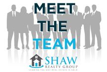 Meet The Team / Shaw Realty Group is composed of world-class Sales and Admin & Client Care personnel with strong Real Estate background and knowledge.  Our team specializes in marketing, listing, buying and selling homes, residential communities, condominiums, etc.   Meet the team of performance-driven leaders, analytical thinkers, and skilled negotiators who has impressive track record as a top-tier listing broker all over Ontario and have a solid academic background in urban economics and marketing.