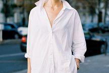 White Shirt / Las camisas blancas, básico de verano -> http://chezagnes.blogspot.com/2016/06/white-shirt-ss16.html #shirt #camisa #white #blanco