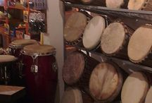instrument shop