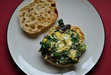 Breakfast food / by Carly Michels