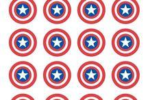 Festa do capitão américa