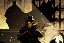 Superheroes / Mostly DC. Splash of Marvel too.  / by Hugo De La Rosa