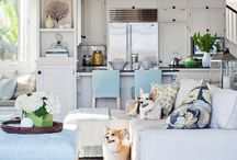 Livable Living Rooms / Inspiration for a well-styled, well-appointed living room.  / by Better Homes and Gardens