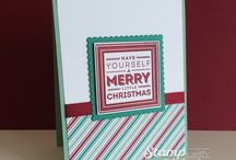 holly jolly layers stampin upholly jolly layers