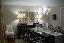 Dining Room Ideas / by Michelle Gibson