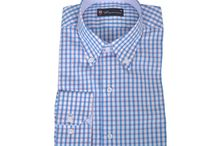 Non Iron Men's Cotton Shirts by Kmaroussis.gr / 100% Cotton
