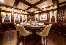 Dining hall/room Interior Deisgn - Eminent Enterprise LLP