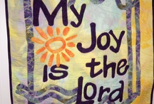 My banners / by Linda Ford