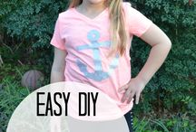 Shirts to make / by Allyn Magaletti