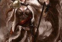 Kilt Masters - Flamberg / character inspiration