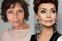 mature skin make-up looks
