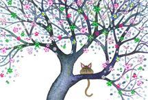 Cats -> Arts