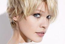 Nuwe haarstyle