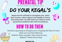PRENATAl FITNESS / Prenatal workouts, tips and more.