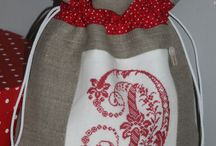 Sewing - bags/drawstring