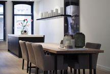 Moderne Eettafel