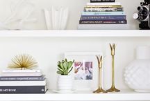 Inspiration | Shelf Styling