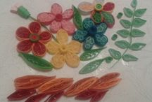 Quilling flowers / Lovely flowers! <3
