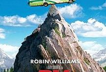 Movies that feature RVs / Jack Nicholson in About Schmidt, Bill Murray in Stripes and Robin Williams in RV.  Comedy and RV's maybe they've got something there!
