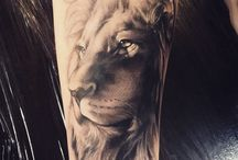 Lion Tatoos