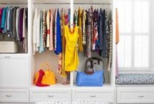 Closet Ideas / by Indra Caudle