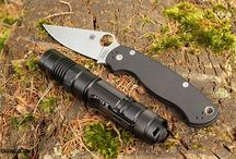 tactical edc gear [FLASHLIGHTS] / from tacticaledcgear.com