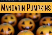 mandarin pumpkin