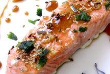 Cuisine - poisson, fruits de mer