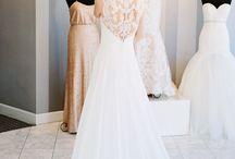 Wedding Dress Ideas - Adrienne
