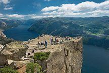 Preikesolen, Norge