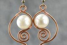 Drátěné šperky