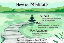 Meditação e Yoga!