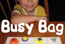 Quiet books/Busy bags/Felt boards / by Chandra M