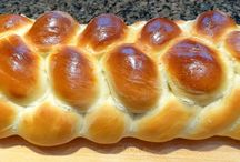challahs/kugels/knishes / by Debbie Bolton