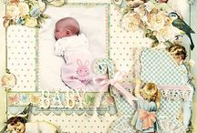 Scrapbooking Graphic 45 / by Jacqueline Graves