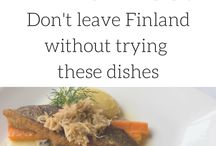 Finland / All the good stuff we have