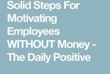 Esprit d'équipe motivation