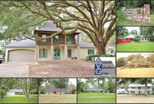 Baton Rouge Homes Subdivisions / by Bill Cobb